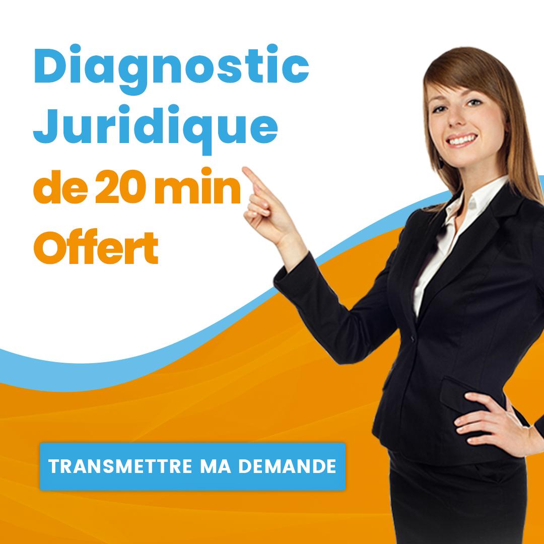 Diagnostic juridique offert