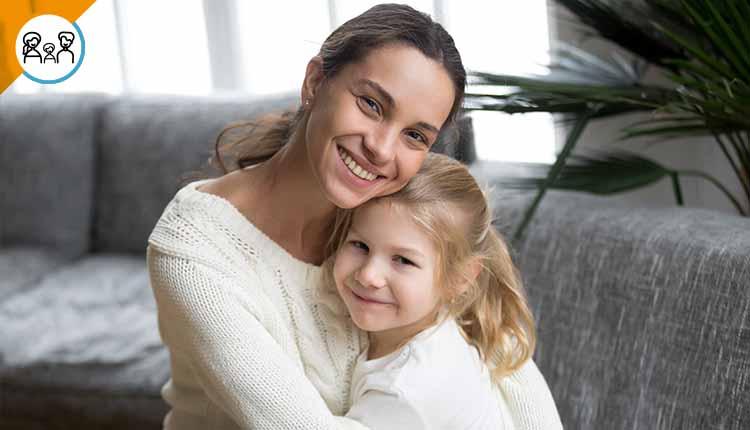 Qui a la garde de l'enfant après une séparation ?